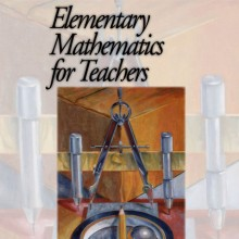 Cover for Mathematics Textbook