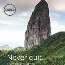 Banner for Dell Rugged Event